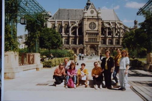 1990 St. Rémy und Paris -1