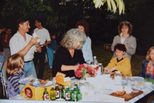 1990 in Pierres Garten -1